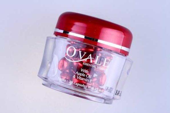 Ovale Face Rejuvenation (30 капсул) масло для ухода за лицом