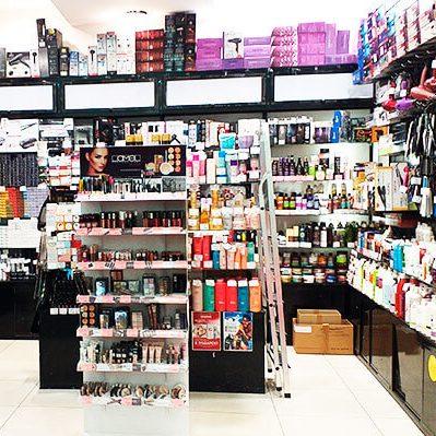 Магазины профессиональной косметики